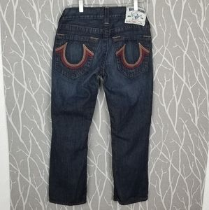 True Religion Jeans - True Religion | Mens Super Stitch Straight Jeans